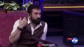 گفتگوی مجید صالحی با سمانه پاکدل