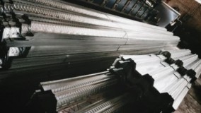 تولید کننده و فروش متریال عرشه فولادی