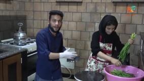 آشپزی مهال و فروزان برای نیازمند - قسمت اول