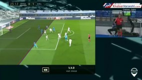 خلاصه بازی رئال مادرید ۳-۰ والنسیا