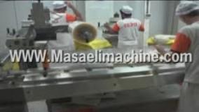 دستگاه بسته بندی اتوماتیک نان لواش
