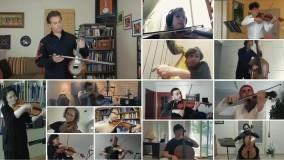 انتقاد به اجرای همایون شجریان با خواننده لبنانی