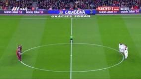 بهترین بازی رئال مادرید بارسا
