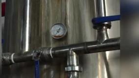 شستشوی رزین های صنعتی