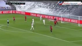 خلاصه بازی رئال مادرید ۲-۰ مایورکا
