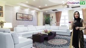 بهترین ست فرش و مبل در خانه ایرانی