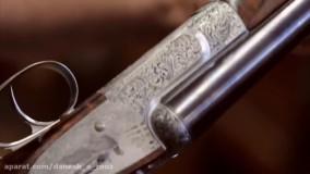 مراحل ساخت تفنگ شکاری