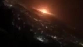 ویدئوی سوم از نور تهران