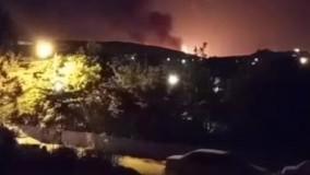 ویدئوی جدید از نور عجیب در تهران