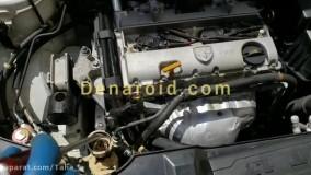 علت آب و روغن قاطی کردن موتور EF7