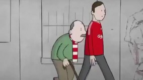 انیمیشنی احساسی از  یک وفاداریِ ۳۰ساله