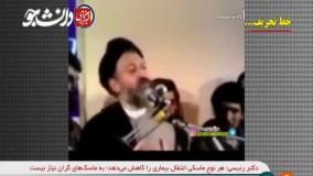 واقعیت سخنرانی عجیب شهید بهشتی
