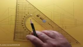 طراحی ساختمان در پرسپکتیو دونقطه ای (3)