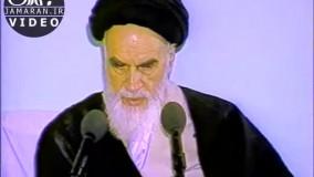 واکنش امام خمینی به تعابیر تمجید آمیز  آیت الله مشکینی