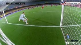 خلاصه بازی بارسلونا ۲-۲ اتلتیکومادرید