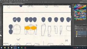 آموزش طراحی فیگور