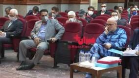 تشریح اتهامات اکبر طبری توسط نماینده دادستان