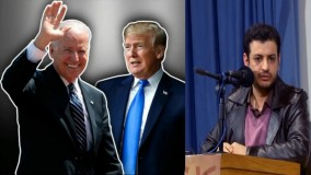 استاد رائفی پور « ترامپ یا بایدن؛ برنده انتخابات ریاست جمهوری آمریکا کیست؟ »