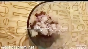 آموزش پخت شامی کباب لرستان