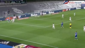 خلاصه بازی رئال مادرید ۲ - آلاوس ۰