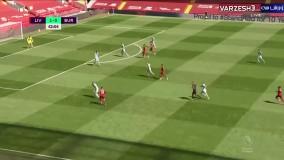 خلاصه بازی لیورپول 1 - برنلی 1
