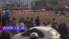 ازدحام مردم در جشنواره اسب در اوج کرونا (مازندران)!
