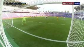 خلاصه بازی وایادولید ۰-۱ بارسلونا