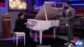 اجرای آهنگ معروف «اگه یه روز» توسط فرزاد فرخ