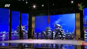 اجرای زیبای گروه پسران نینجا در برنامه عصر جدید