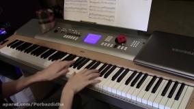 پیانو زدن آهنگ میراکلس لیدی باگ ماجراجویی در پاریس