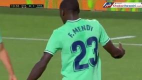 خلاصه بازی گرانادا ۱-۲ رئال مادرید