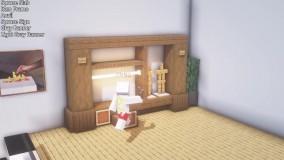 ساخت یک اتاق حرفه ای در ماینکرافت