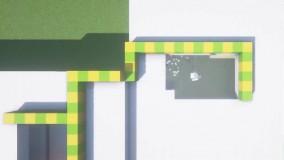 ساخت خانه مدرن در بازی ماینکرافت