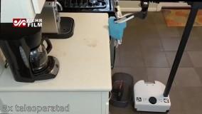 رباتی که خانه داری میکند