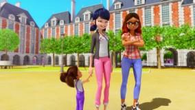 سریال دختر کفشدوزکی  Miraculous Ladybug &Cat Noir  فصل 1 ؛  قسمت 1