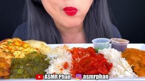 ازمیر غذاهای هندی با فلفل زیاد