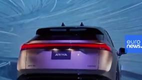 از خودروی الکتریکی «نیسان» با نام ایرانی رونمایی شد