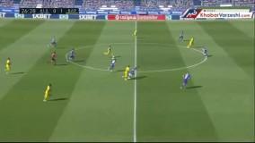 گلهای آلاوس 0 - بارسلونا 5