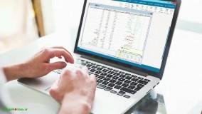 آموزش بستن حسابها در نرم افزار هلو