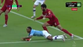 خلاصه بازی منچستر سیتی 4-0 لیورپول