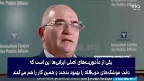 تحلیل قدرت موشکی ایران توسط صهیونیستها