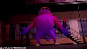 انیمیشن میراکلس لیدی باگ قسمت جشن هالوین