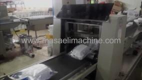 دستگاه بسته بندی ظروف یکبار مصرف