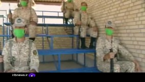وضعیت سربازان در پادگانهای آموزشی در روزهای کرونایی