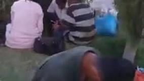 ویدئویی عجیب از مصرف مواد مخدر در کرمان