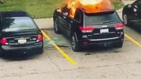 حادثه انفجار برای زنی که میخواست از نامزدش انتقام بگیرد