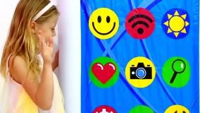 ناستیا و تلفن جادویی : بازی جدید ناستیا و باباییبابایی