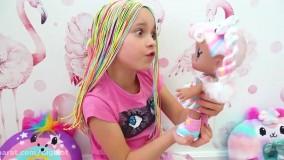 سوفیا و مکس : ماجراهای سوفیا جدید :اسباب بازی آشپزی و عروسک بازی