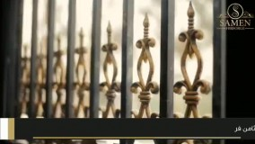 درب و پنجره ورسای ، یکی از هزاران پروژه اجرا شده توسط تیم ثامن فرفورژه درحکیمیه