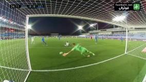 خلاصه بازی رئال مادرید 1- ختافه0